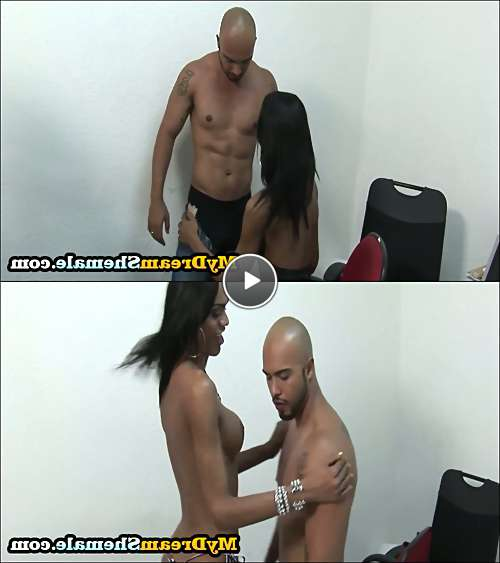 shemale fucks girl hard video